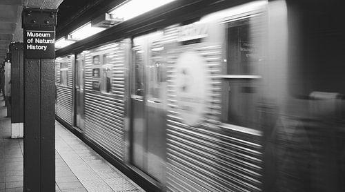 Metro van Anouschka Kriek
