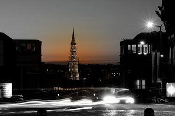 Brüssel bei Nacht (3) von J Y