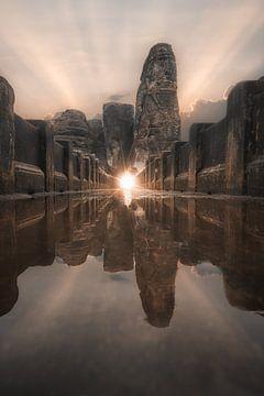 Bastionbrug van Sergej Nickel
