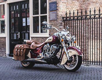 Indian Chief Vintage von Westland Op Wielen