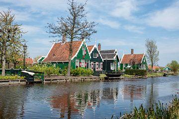 Huisje Zaanse Schans van Hilda van den Burgt