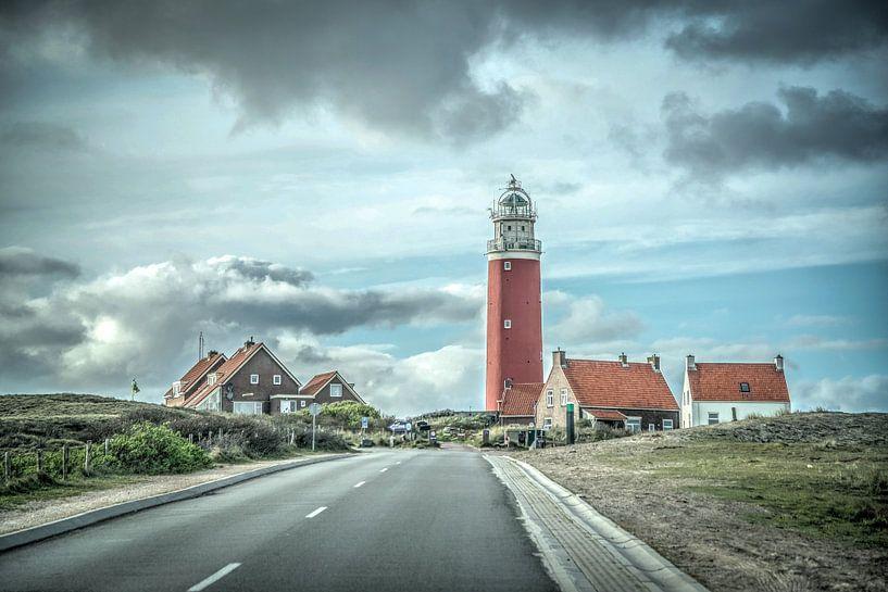 Lighthouse Texel van William Klerx