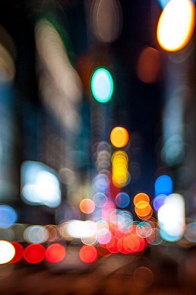 Abstract, New York City van M. Cornu