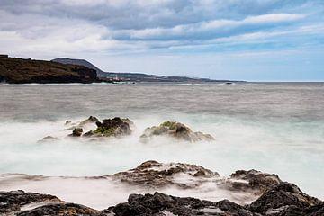 Die Küste des Atlantischen Ozeans auf Teneriffa sur Rico Ködder