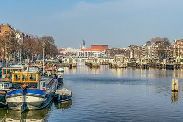 Amstel rivier von Gerrit Kuyvenhoven