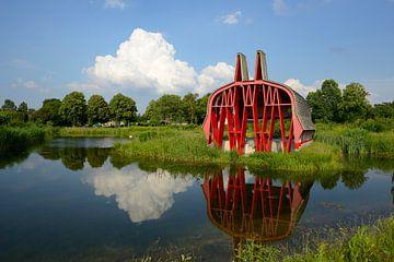 Wood Chapel in het Máximapark in Leidsche Rijn von In Utrecht