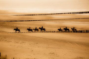 Ter land, ter zee en te paard von Fotografie Jeronimo