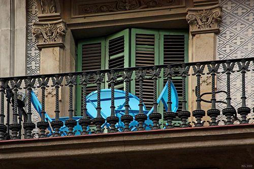[barcelona] - ... take a seat! van Meleah Fotografie