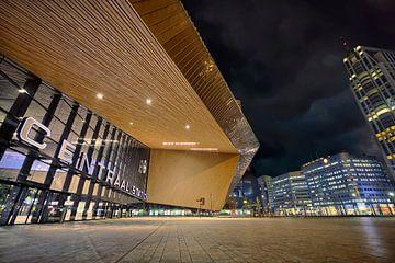 Central Station Rotterdam von Peter Bolman