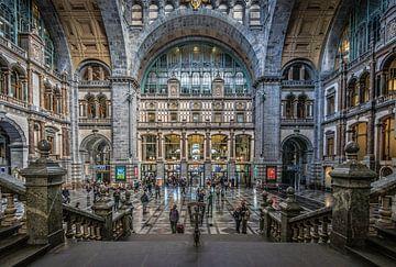 Antwerpen-Centraal van Bruno Hermans