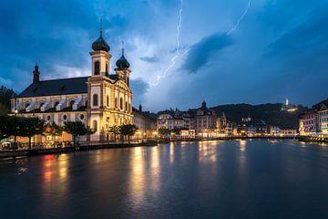Luzern: Jesuitenkirche sur Severin Pomsel