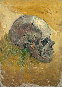 Skull, Vincent van Gogh sur