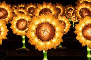 Sonnenblumen von Van Gogh von Jasper Scheffers
