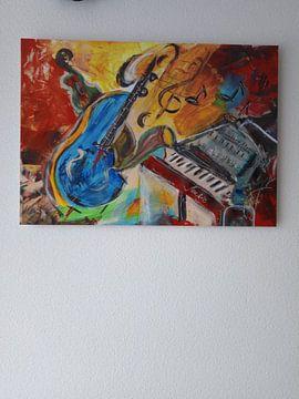 Kundenfoto: Music of Soul von Katarina Niksic
