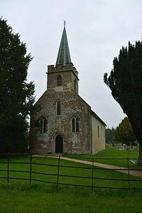 St Nicholas kerk, Steventon