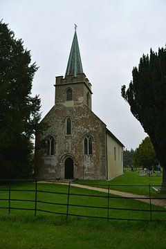 St Nicholas kerk, Steventon van Patricia Leeman