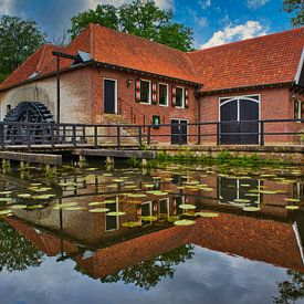 Moulin à eau sur Peter Heins