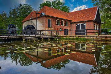 Watermolen van Peter Heins