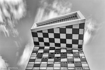 Scheepvaartcollege Rotterdam van Leon Okkenburg