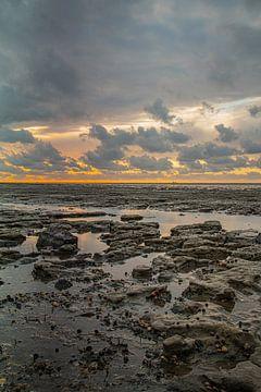Sonnenuntergang bei Mudhole von Richard Lubbers