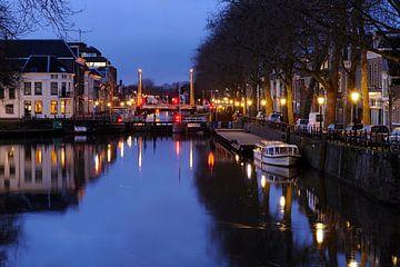 De Bemuurde Weerd met de Weerdsluis in Utrecht (1) sur Donker Utrecht