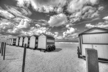 strand De Panne van