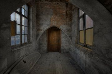 Het Vergeten Halletje   (460041) van Wesley Van Vijfeijken