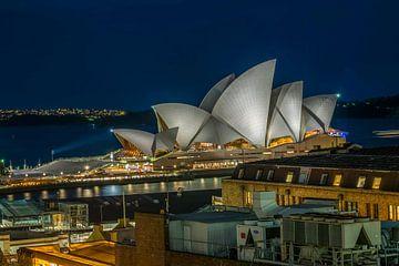 Operahouse Sydney von Rien van Bodegom