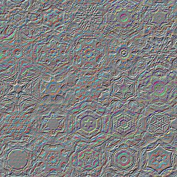 Kaleidoskop III von Maurice Dawson