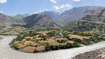Afghanistan panorama van Jeroen Kleiberg