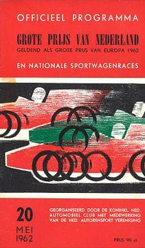 Course automobile 1962 sur Jaap Ros