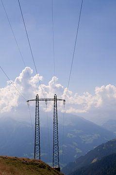 Elektriciteit van Peter Baier