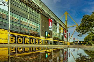 Signal Iduna Westfalenstadion BVB 1 van Johnny Flash