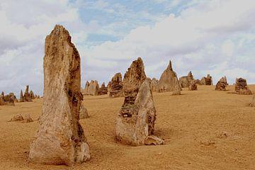 Kunst, Erosion in der Wüste von Inge Hogenbijl