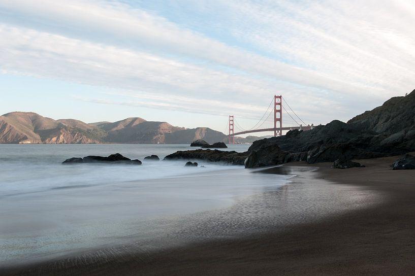 Golden Gate Bridge sur Wim Slootweg