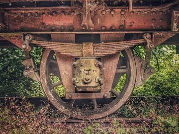 Verlaten treinen von Creativiato Shop