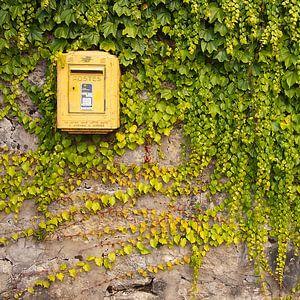 Franse brievenbus