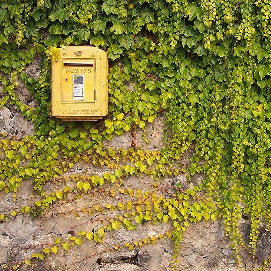 Franse brievenbus van Peter Halma