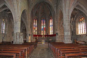 Saint Mansuy Kerk van
