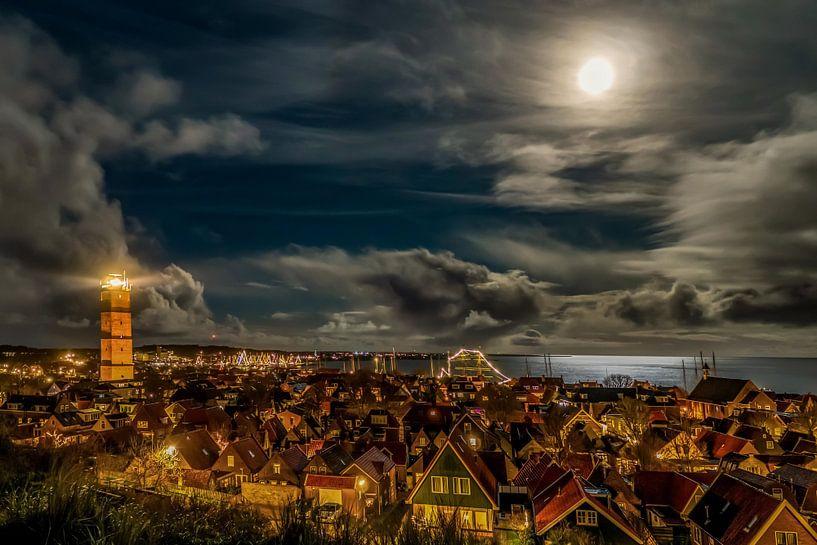 Cloudy Evening van Marjolein van Roosmalen