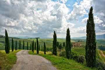 Tuscan Winery van Joachim G. Pinkawa