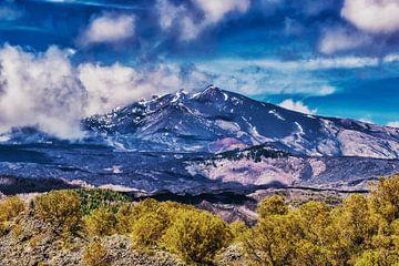Vulkan Ätna, Sizilien  sur Gunter Kirsch