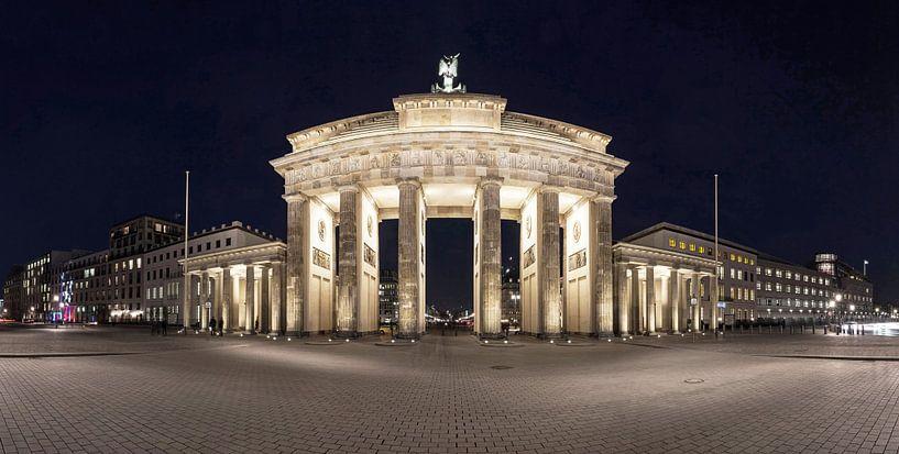 Berlijn Brandenburger Tor van Frank Herrmann
