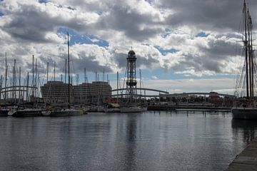 Port Vell - Barcalona van Max Schollen