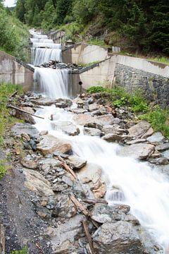 Wasserfall von Aukelien Minnema