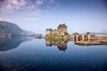Eilean Donan Burg 2 von Henk Leijen