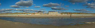 Strand Paal 20 De Koog Texel von Ronald Timmer