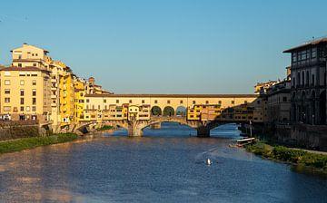 Ponte Vecchio in Florence van Nina Rotim