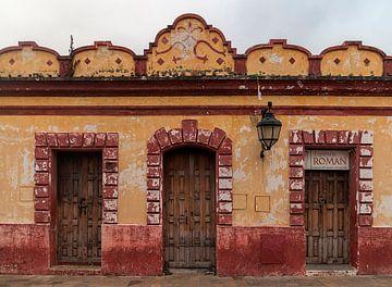 San Cristóbal de Las Casas: Koloniaal gebouw van Maarten Verhees