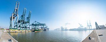 Containerhafen Kello Belgien